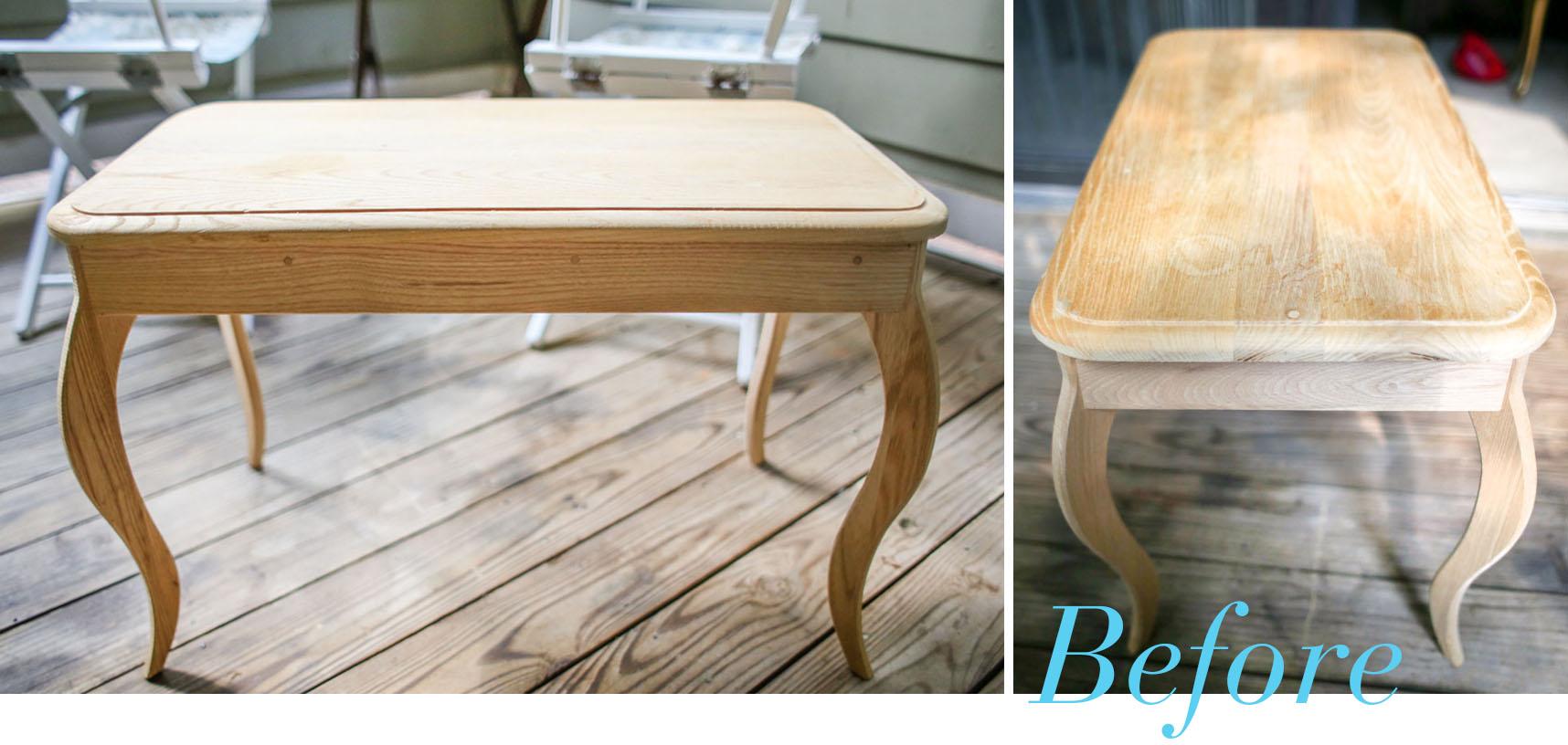 Bon Coffee Table Paint Distress Wood Copy